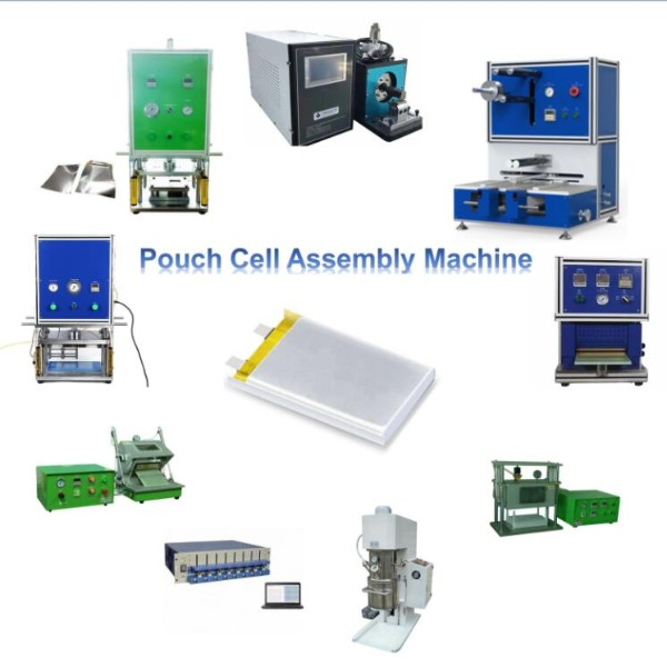 Pouch Cell Lab Equipment