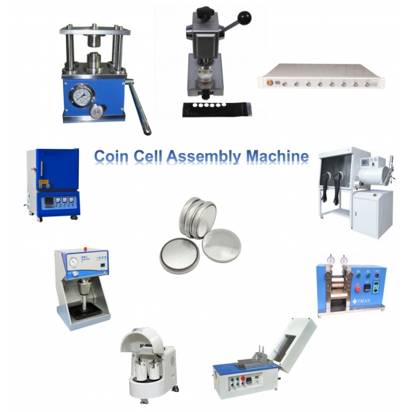 Coin Cell Lab Equipment