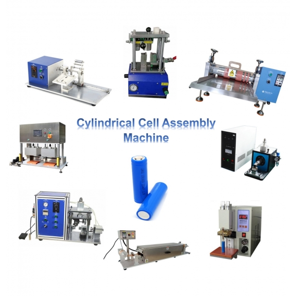 Cylindrical Cell Lab Equipment