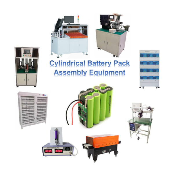 Li ion Battery Pack Assembly Machine